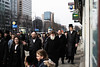 Procession (ewitsoe) Tags: jewish jew warsaw warszawa poland polski community peopel culture heritagemarch marching city urban