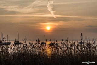 Sunset @ Bardolino