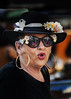 D80_499495 (Itzick) Tags: telavivmarch2018 portrait candid colour colorportrait hat face flower streetphotography shades earrings woman d800 itzick
