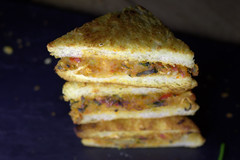 Prawn Chilli Toast Sandwiches (Tony Worrall) Tags: add tag ©2018tonyworrall images photos photograff things uk england food foodie grub eat eaten taste tasty cook cooked iatethis foodporn foodpictures picturesoffood dish dishes menu plate plated made ingrediants nice flavour foodophile x yummy make tasted meal nutritional freshtaste foodstuff cuisine nourishment nutriments provisions ration refreshment store sustenance fare foodstuffs meals snacks bites chow cookery diet eatable fodder prawn chilli toast sandwiches asian butty