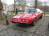 Pontiac Firebird DPY114T (Andrew 2.8i) Tags: queen queens square bristol breakfast club show meet car cars classic classics gm generalmotors american coupe sports sportscar v8 firebird pontiac