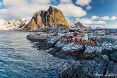 Hamnoy lofoten islands (arnolamez) Tags: lofoten seascape sea landscape paysage norvege norway