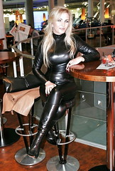 (vujo1017) Tags: leather women lady strict mistress leder cuir cuero