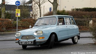 Citroën Ami 8 Break 1971