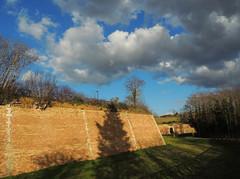 Poggibonsi - Fortezza 3 (anto_gal) Tags: toscana siena 2018 poggibonsi fortezza mura fortificazione