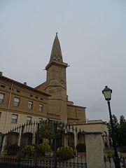 Olite Iglesia de San Pedro Navarra 05 (Rafael Gomez - http://micamara.es) Tags: olite iglesia de san pedro navarra