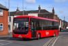 YJ07VSK (southlancs) Tags: optaretempo x1200 trent lynxbus lynx norfolkbuses kingslynnbuses optare