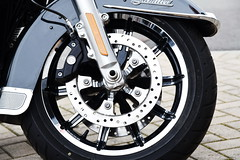 DSC_8949 Harley-Davidson (PeaTJay) Tags: nikon american usa classic sports racing motorcycles bikes reading berkshire harleydavidson