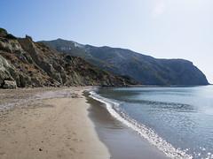 Kalamaki beach (tanya.mesch) Tags: vacation zakhyntos 2017 greece sea seaside beautiful places island people nature bluewater waves caves plants boats turtles