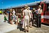 Napier Art Deco Festival, 2018- Around Town (flyingkiwigirl) Tags: art deco napier 2018 30th anniversary beach marine parade camp sunrise plane display sound shell vintage 1930 dress party nzmca motorhome railcar depression dinner rm31 memorial flying