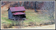 """Down in the """"holler"""" ya'll (cscott_va.) Tags: old abandoned nelson coumty virginia"""