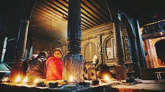 Prayer (qqazwws18) Tags: sonya6000 sony taiwan kid religion travel kathmandu nepal