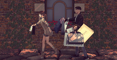 Married life (ecerinei) Tags: maitreyabody lelutkahead monso zenith kustom9 vango slink gabriel deadwool {qp} elficopenso sense