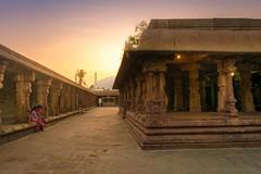 Sunset story... (anilsphotography) Tags: temples india travel sunset leadinglines karnataka anilsphotography anilgowda tourism 1855 nikonist