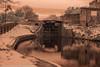 K7-190318-39 (Steve Chasey Photography) Tags: bath infrared kacanal k7 lock13 pentaxk7 widcombe smcpentaxda1650mm
