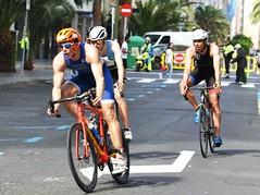 Copa Europa Triatlón ETU Gran Canaria Clasificatorio Campeonato España Triatlón Olímpico 2