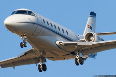 Executive Airlines  Gulfstream Aerospace G200  EC-KRN cn 188 (Clément Alloing - CAphotography) Tags: barcelona airport barcelone lebl bcn canon 100400 spotting aeropuerto airplane aircraft 25r 07l balcon t1 flight airways aeroplane engine sky ground take off landing 1d mark iv mwc2018 mwc18