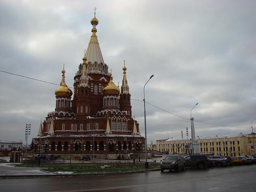 Свято-Михайловский собор ©  ayampolsky