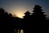 Matsumoto castle(松本城) (daigo harada(原田 大吾)) Tags: matsumoto view sun sunshine castle