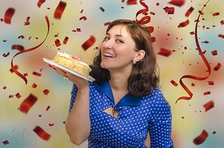 Smashing Cake