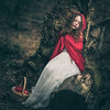 Feeling Pre-Raphaelite (SlikImage Photography) Tags: 2018 fantasy littleredridinghood child actress model stevebeckett nikon d750