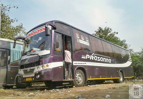 Prasanna Travels 2 1 Ac Sleeper Bus B4r Build By