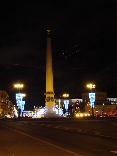 Невский проспект вечером ©  ayampolsky