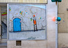 Streetart at Langon (France) (Polo-Foto) Tags: streetart street photography colors color colorful colour paint painting tag graffiti art