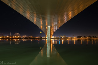 El pont de la unió
