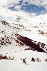 . (Careless Edition) Tags: photography film mountain nature italy southtyrol südtirol pfelders lazins ski winter