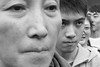 Nameless (Spontaneousnap) Tags: shanghai asia people blackandwhite bw candid city life urban 上海 ricohgr publicareas documentary street like spontaneousnap china portrait