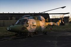 Westland Lynx AH7 - 3 (NickJ 1972) Tags: raf icons suffolk wattisham timeline events tle photoshoot photocall photo shoot night westland lynx ah7 xz605 l