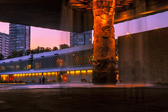 Museo Nacional de Antropología (miguenfected) Tags: inah museo nacional antropologia historia mexico cdmx miguenfected diana cazadora estela luz df