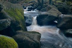 P52 Week 11 |  Rule of Thirds (Steph*Powell) Tags: water waterfall longexposure burbagebrook padleygorge peakdistrict longshawestate nikond5100