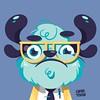 Monstruo Azul . #20 #monstruo #mostro #characterdesign #character #ilustracion #illustration #illustrator #adobeillustrator #vector #color #azul #blue #doodle (Ezequiel Terán) Tags: 20 monstruo mostro characterdesign character ilustracion illustration illustrator adobeillustrator vector color azul blue doodle