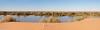Goyder Lagoon (BenParkhurst) Tags: sa 2014 sand outback birdsvilletrack canegrass wild benparkhurst water sanddune outdoor goyderlagoon arid southaustralia australia