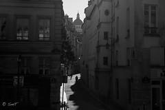 VERS LE PANTHEON (P. Smt) Tags: ville capitale nb bw town landscape