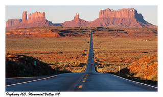 Highway 163, Monument Valley #2