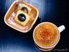 黑糖拿鐵 (紅襪熊(・ᴥ・)) Tags: 大直 焙窩手工甜點 焙窩 amafacontpe amafacon 黑糖拿鐵 拿鐵 藍莓三重奏 百香果香草慕斯塔 dessert sweet cake latte cafe olympus omd em1 m43 micro43 microfourthirds olympusem1 zuiko 1454 food