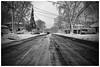 (Silverio Photography) Tags: winter snow noreaster march stoughton suburb massachuetts newengland canon 60d sigma 1770 blackandwhite topaz adjust photoshop elements