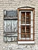 """""""Simplicity"""" (Halvorsong) Tags: art composition windows brick simple simplicity abstract rust old wall walls nashville architecture america americana abandoned abandonedplaces weathered iron photography photosafari buildings explore oxidization smalltownamerica smalltown texture textured"""