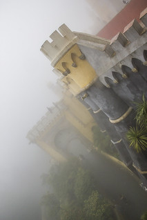 Sintra on the clouds