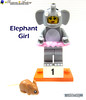 1) Elephant Girl (WhiteFang (Eurobricks)) Tags: lego collectable minifigures series city town space castle medieval ancient god myth minifig distribution ninja history cmfs sports hobby medical animal pet occupation costume pirates maiden batman licensed dance disco service food hospital child children knights battle farm hero paris sparta historic brick kingdom party birthday fantasy dragon fabuland circus