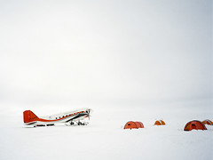 South Pole.  Amundsen Scott South Pole Station (Christopher.Michel) Tags: film antarctica interior unionglacier antarcticlogisticsexpeditions dc3