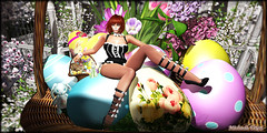 Easter Bunnuh! (Michaela Vixen) Tags: secondlife sl design vixen creative studios michaela vampbait69 twe12ve event march2018 mar18 evilbunnyproductions ebp fashion home furniture decor vixencreativestudios vixenslog adorez lunarseasonaldesigns bloggingsecondlife blog blogging blogger iheartslcom slbloggers slfeedplus slfeednet slfeeds homegarden kerlycutebunnyoutfit magnoliatresswithsnowdrops springbushwithwinteraconitepatches lumipro maitreya mesh body catwa sofia bento head argrace iroha hair amarabeauty blair skin boudoir easterbasket easterhangout easter carrieslingeriebunnymakeup easterbunny visualart