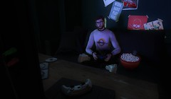 Give Me Tonight (EnviouSLAY) Tags: givemetonight give me tonight gamer gaymer overwatch livingroomscene living room scene livingroom secondlifefashion secondlifephotography controller newreleases brunette sweater jeans sneakers white black ascend versov taketomi belleza bento lelutka tmd fameshed themensdepartment the mens department mensmonthly mensevent mensfashion mensfair monthlymen monthlyfashion monthlyfair monthlyevent monthly fashion event fair pale male gay blogger secondlife second life photography