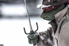 Raphael (MadMartigen) Tags: toy actionfigure teenagemutantninjaturtles ninjaturtles neca necatoys raphael
