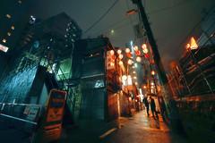 (blues3star) Tags: sony α7ii samyang optics 14mm f28 ed as if umc night rainy rain