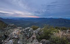 Mount Kaputar Summit (R. Francis) Tags: mountkaputar mountkaputarnationalpark summit landscape amazingsunset stormysunset sunset panorama narrabri nsw newsouthwales