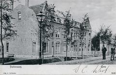 Goes_Stationsweg 29-33 - Verheule - ca 1903 (Flu59) Tags: goes stationsweg verheule